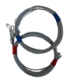 garage door safty cables